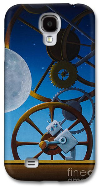 The Night Shift Galaxy S4 Case by Cindy Thornton