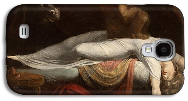 The Nightmare Galaxy S4 Case by Henry Fuseli