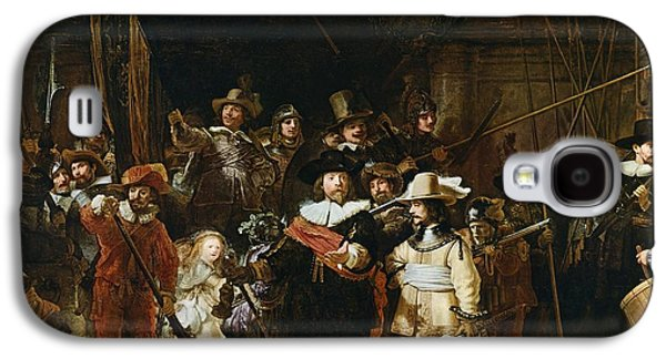 The Nightwatch Galaxy S4 Case by Rembrandt