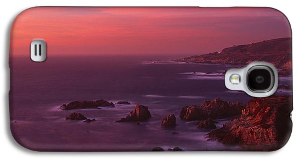 The North Coast - Highway One Galaxy S4 Case