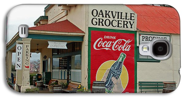 The Oakville Grocery Galaxy S4 Case by Suzanne Gaff