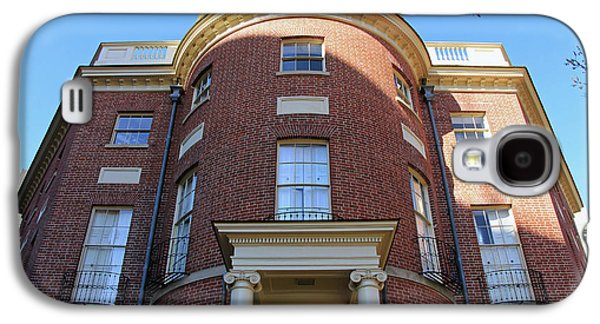 The Octagon House Galaxy S4 Case by Cora Wandel