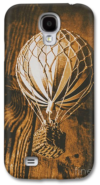The Old Airship Galaxy S4 Case by Jorgo Photography - Wall Art Gallery