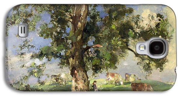 The Old Ash Tree Galaxy S4 Case by Edward Arthur Walton