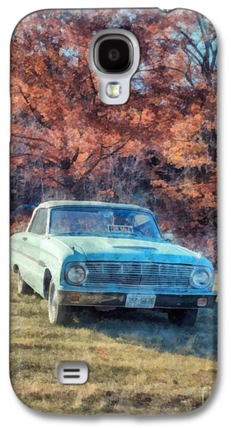 The Old Ford On The Side Of The Road Galaxy S4 Case