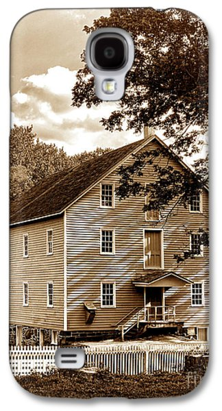 The Old Gristmill  Galaxy S4 Case by Olivier Le Queinec