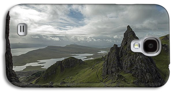 The Old Man Of Storr Galaxy S4 Case