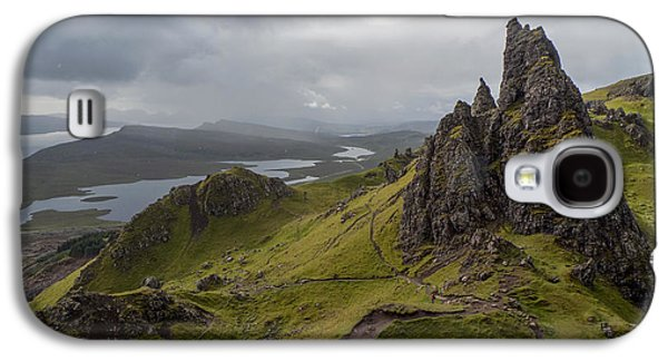 The Old Man Of Storr, Isle Of Skye, Uk Galaxy S4 Case