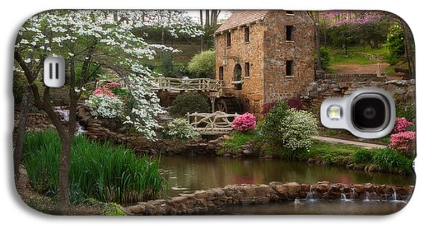 The Old Mill Galaxy S4 Case by Jonas Wingfield