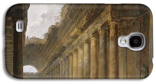 The Old Temple Galaxy S4 Case