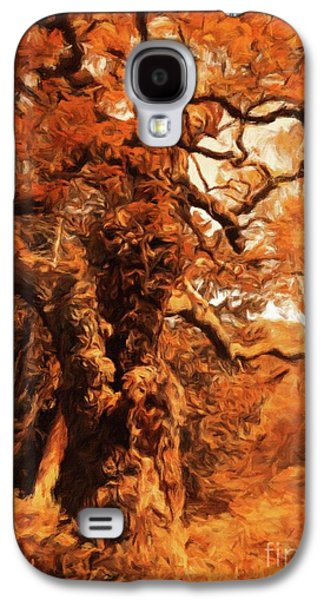 The Old Tree By Sarah Kirk Galaxy S4 Case
