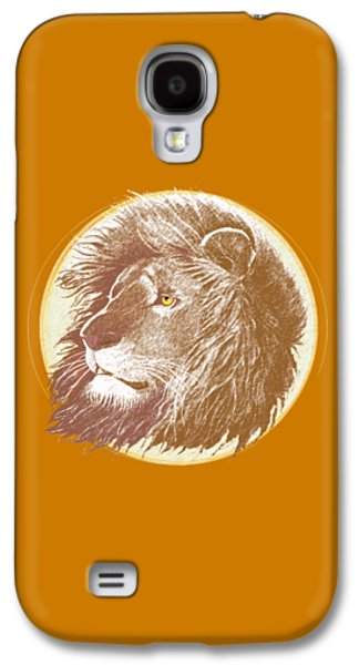The One True King Galaxy S4 Case by J L Meadows