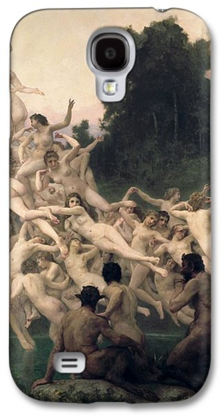 The Oreads Galaxy S4 Case by William-Adolphe Bouguereau