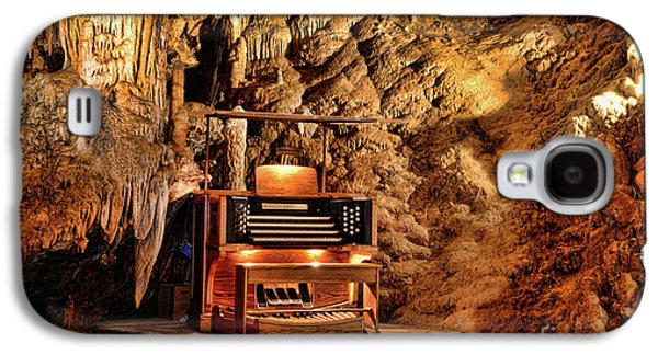 The Organ In Luray Caverns Galaxy S4 Case
