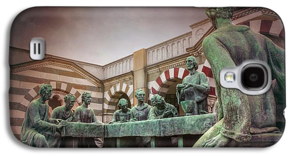The Other Last Supper In Milan Italy Galaxy S4 Case