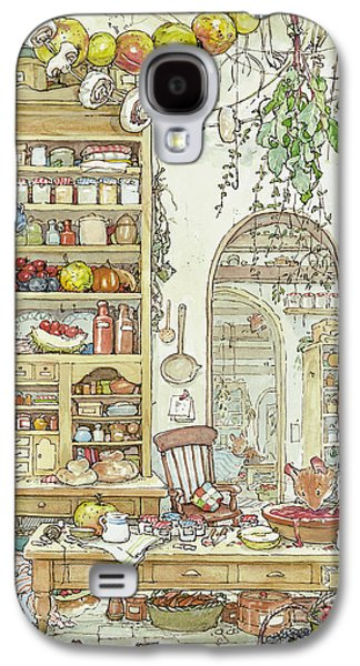 The Palace Kitchen Galaxy S4 Case by Brambly Hedge