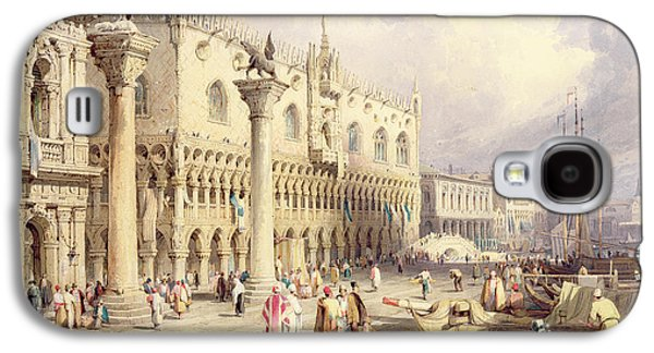The Palaces Of Venice Galaxy S4 Case by Samuel Prout