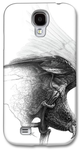 The Parrot Galaxy S4 Case