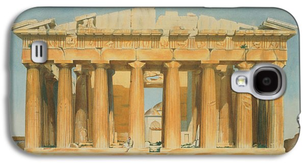 The Parthenon Galaxy S4 Case by Louis Dupre