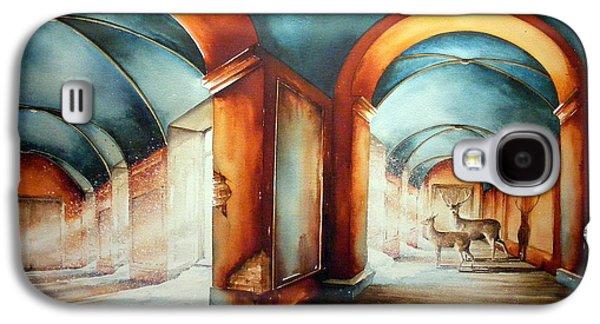The Passengers Galaxy S4 Case by Fabien Petillion