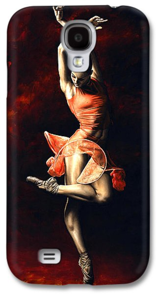 The Passion Of Dance Galaxy S4 Case