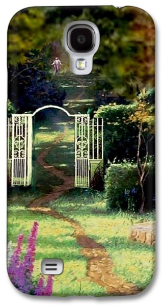 The Path Least Followed Seg 1 Galaxy S4 Case