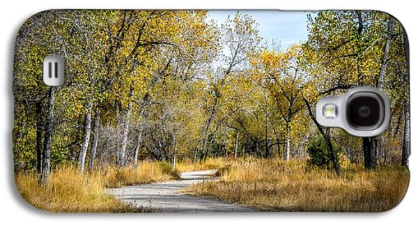 The Path Galaxy S4 Case by Michael  Brungardt