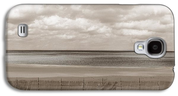 Beach Landscape Galaxy S4 Cases - The Perfect Sky Is Torn Galaxy S4 Case by Dana DiPasquale