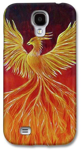 The Phoenix Galaxy S4 Case