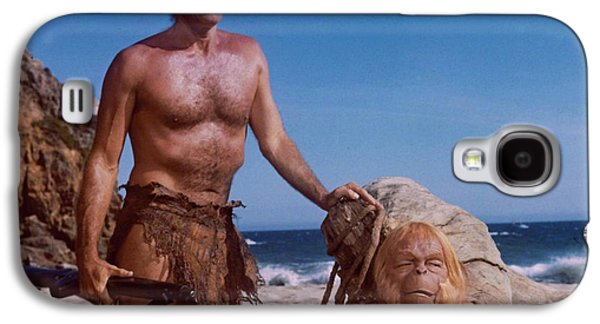 The Planet Of The Apes 1968 Galaxy S4 Case