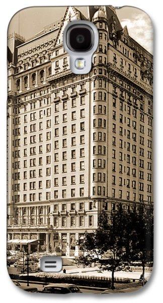 The Plaza Hotel Galaxy S4 Case