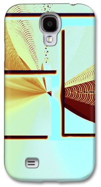 The Point Galaxy S4 Case by Susan Leggett