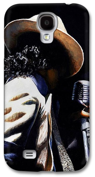 The Pop King Galaxy S4 Case by Emerico Imre Toth