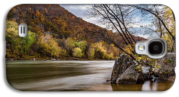 The Shenandoah In Autumn Galaxy S4 Case