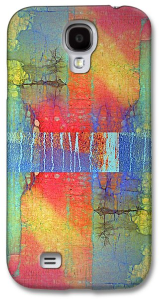 The Power Of Colour Galaxy S4 Case by Tara Turner