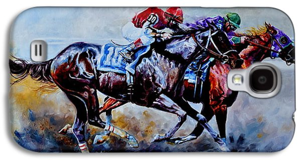 The Preakness Stakes Galaxy S4 Case