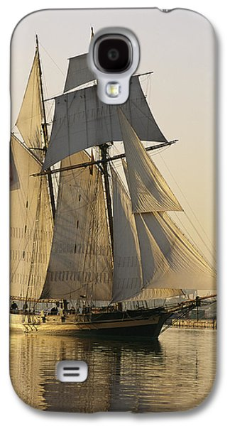 The Pride Of Baltimore Clipper Ship Galaxy S4 Case
