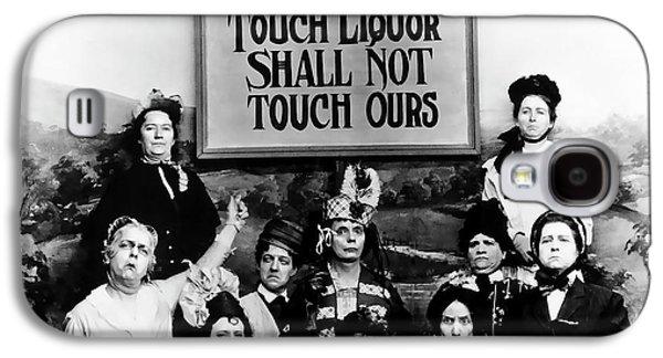The Prohibition Temperance League 1920 Galaxy S4 Case by Daniel Hagerman