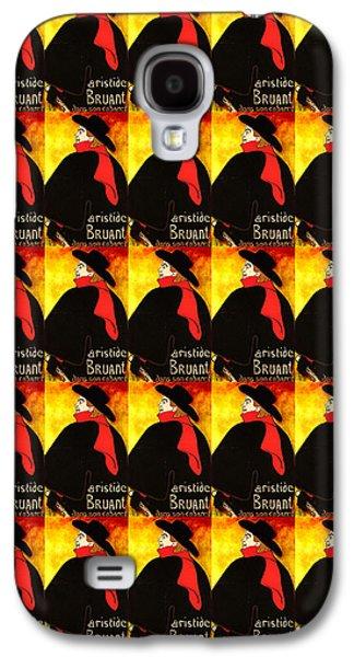 The Proletariat Galaxy S4 Case by David Bridburg
