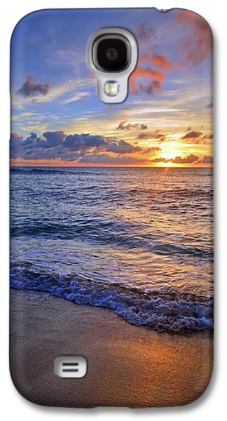 The Promise Of A New Day Galaxy S4 Case by Tara Turner