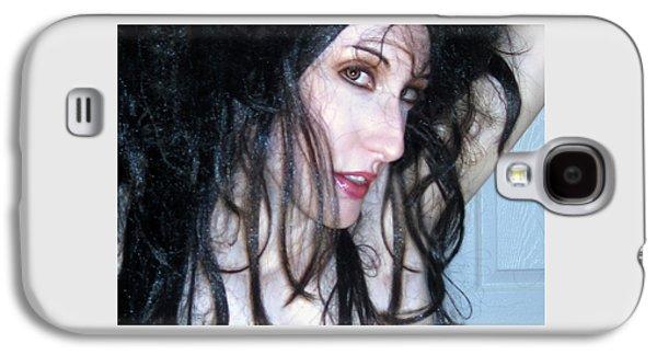 The Promise -self Portrait Galaxy S4 Case