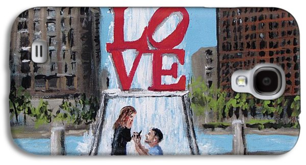 The Proposal Galaxy S4 Case by Jack Skinner