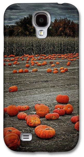 The Pumpkin Patch Galaxy S4 Case