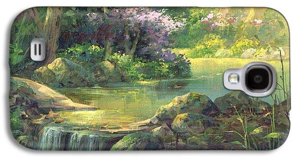The Quiet Creek Galaxy S4 Case