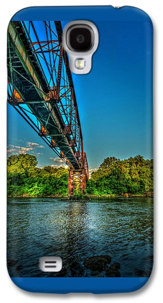The Rail Bridge Galaxy S4 Case by Marvin Spates