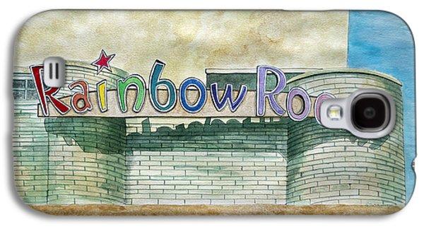 The Rainbow Room Galaxy S4 Case by Patricia Arroyo