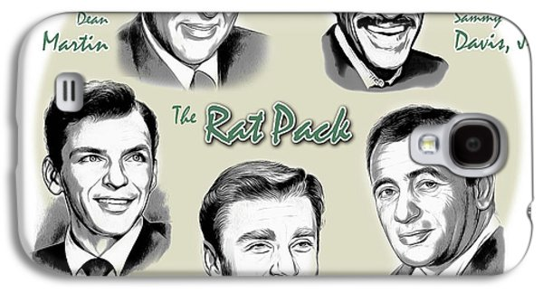 The Rat Pack Galaxy S4 Case