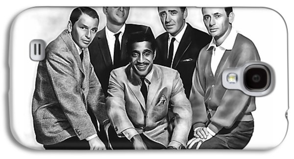 The Rat Pack Galaxy S4 Case by Marvin Blaine