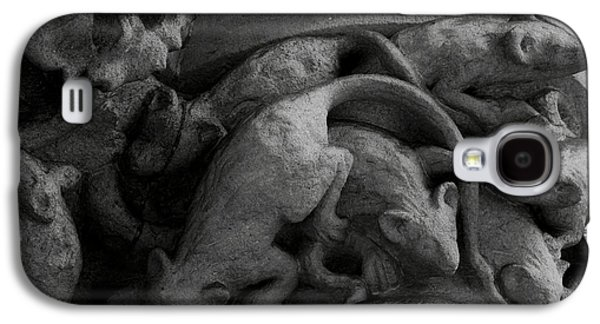 Decorative Galaxy S4 Case - The Rats by Emme Pons