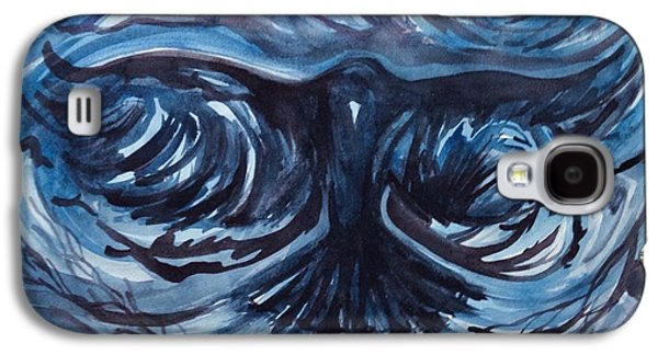 The Raven Galaxy S4 Case